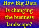 How Big Data is changing the business landscape?