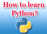 How to learn Python?